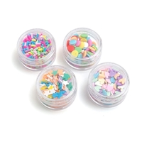 Εικόνα του American Crafts Color Pour Resin Mix-Ins - Mini Confetti Bright