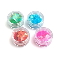 Εικόνα του American Crafts Color Pour Resin Mix-Ins - Foil Flakes Primary
