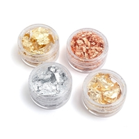 Εικόνα του American Crafts Color Pour Resin Mix-Ins - Foil Flakes Metallic