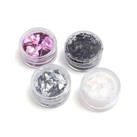 Εικόνα του American Crafts Color Pour Resin Mix-Ins - Foil Flakes Holographic