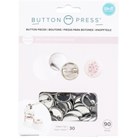 Εικόνα του We R Memory Keepers Button Press Refill Pack - Small (25mm)