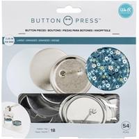 Εικόνα του We R Memory Keepers Button Press Refill Pack - Large (58mm)
