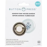 Εικόνα του We R Memory Keepers Button Press Adhesive Foam - Διαστατικά Αυτοκόλλητα