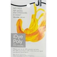 Εικόνα του Βαφή για Συνθετικά Υφάσματα Jacquard iDye Poly Fabric Dye 14g - Yellow