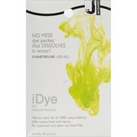 Εικόνα του Βαφή για Φυσικά Υφάσματα Jacquard iDye Fabric Dye 14g - Chartreuse