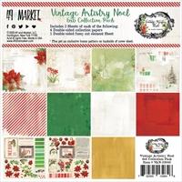 """Εικόνα του 49 And Market Collection Pack 6""""X6"""" - Vintage Artistry Noel"""