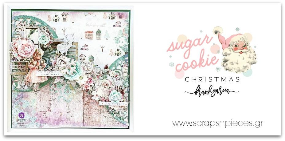 Sugar Cookie by Frank Garcia