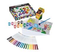 Εικόνα του Crayola Inspiration Art Desk - Παιδικό Κιτ Δημιουργίας