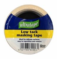 Εικόνα του Ultratape Artist Tape 25mm x 25m - Χάρτινη Ταινία