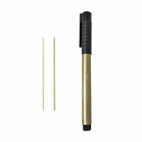 Εικόνα του Faber-Castell Pitt Artist Μαρκαδόρος Metallic Bullet Tip - Gold (250)