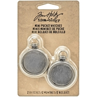 Εικόνα του Idea-Ology Metal Mini Pocket Watch Frames 1""