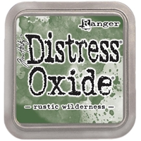 Εικόνα του Μελάνι Distress Oxide Ink - Rustic Wilderness
