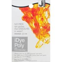 Εικόνα του Βαφή για Συνθετικά Υφάσματα Jacquard iDye Poly Fabric Dye 14g - Orange
