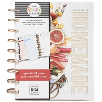 Εικόνα του Happy Planner Recipe Keeper Medium Planner - Happiness Is Homeade