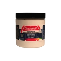 Εικόνα του Speedball Opaque Fabric Screen Printing Ink 8oz - Μελάνι Μεταξοτυπίας Pearly White