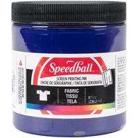 Εικόνα του Speedball Fabric Screen Printing Ink 8oz - Μελάνι Μεταξοτυπίας Violet