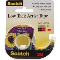Εικόνα του Scotch Low Tack Artist Tape - Χάρτινη Ταινία