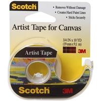 Εικόνα του Scotch Artist Tape For Canvas - Χάρτινη Ταινία για Καμβά