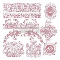 """Εικόνα του Prima Marketing Re-Design Decor Σετ Σφραγίδες Clear 12""""X12"""" - Chateau De Saverne"""