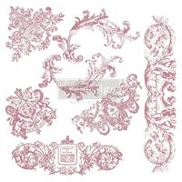 """Εικόνα του Prima Marketing Re-Design Decor Σετ Σφραγίδες Clear 12""""X12"""" - Chateau De Maisons"""