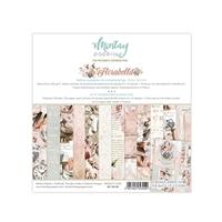 Εικόνα του Mintay Papers Μπλοκ Scrapbooking 6''x6'' - Florabella