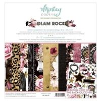 Εικόνα του Mintay Papers Συλλογή Scrapbooking 12''x12'' - Glam Rock