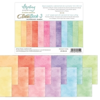 Εικόνα του Mintay Papers Basic Book 3 - Backgrounds Rainbow