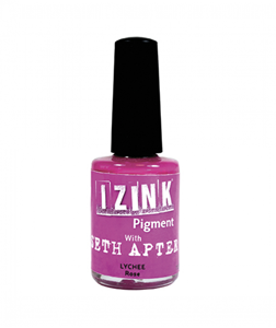 Picture of IZINK Pigment Ink Seth Apter - Lychee