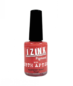 Picture of IZINK Pigment Ink Seth Apter - Raspberry Beret