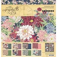 """Εικόνα του Graphic 45 Collection Pack 12""""X12"""" - Blossom"""