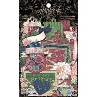 Εικόνα του Graphic 45 Blossom Cardstock Die-Cut Assortment