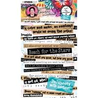 Εικόνα του Studio Light Art By Marlene 5.0 Sticker Book - Quote & Letters