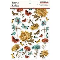Εικόνα του Simple Stories Sticker Book - Simple Vintage Ancestry