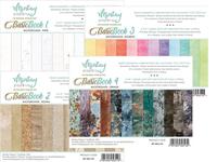 Εικόνα του Mintay Papers 2021 Basic Book Backgrounds Bundle