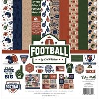 """Εικόνα του Echo Park Συλλογή Scrapbooking 12""""X12"""" - Football"""