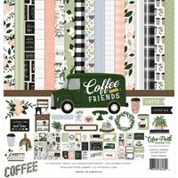 """Εικόνα του Echo Park Συλλογή Scrapbooking 12""""X12"""" - Coffee & Friends"""