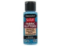 Εικόνα του SoSoft Glitters Ακρυλικό Χρώμα για Ύφασμα 59ml - Blue Twinkle