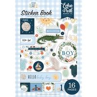 Εικόνα του Echo Park Sticker Book - Welcome Baby Boy