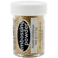 Εικόνα του Stampendous Embossing Powder - Jeweled Gold Transparent