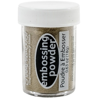 Εικόνα του Stampendous Embossing Powder - Gold Opaque