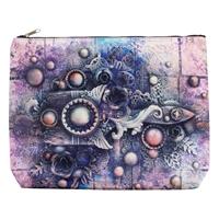 Εικόνα του Finnabair Art Basics Big Art Tool Pouch - Art Celebration in Purple
