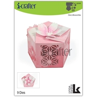 Εικόνα του i-Crafter Dies - Cherry Blossom Box