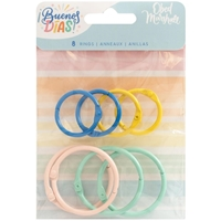 Εικόνα του Obed Marshall Buenos Dias Colored O-Rings