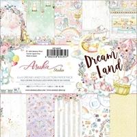 """Εικόνα του Asuka Studio Double-Sided Paper Pack 6""""X6"""" - Dreamland"""