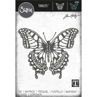 Εικόνα του Sizzix Thinlits Dies By Tim Holtz - Perspective Butterfly