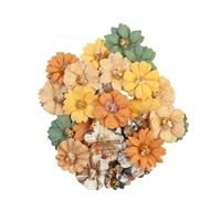 Εικόνα του Prima Marketing Diamond Χάρτινα Λουλούδια Mulberry - Together