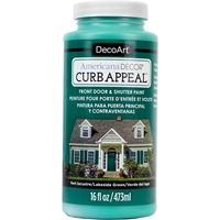 Εικόνα του DecoArt Americana Curb Appeal Paint 16oz - Lakeside Green