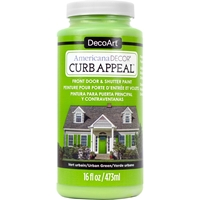 Εικόνα του DecoArt Americana Curb Appeal Paint 16oz - Urban Green