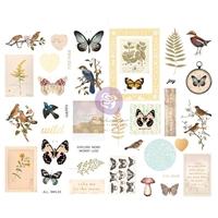 Εικόνα του Prima Marketing Nature Lover Chipboard Αυτοκόλλητα