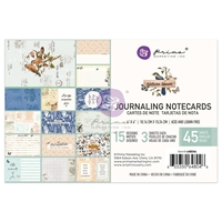 "Εικόνα του Prima Marketing Nature Lover Journaling Cards 4""X6"""